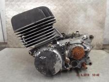 1974 YAMAHA MX 250 - COMPLETE ENGINE *FREE MOVING* - MOTOCROSS TWINSHOCK EVO