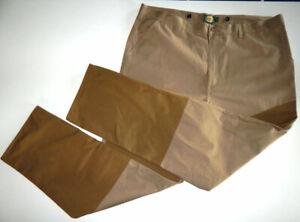 Cabela's ~ Men's / Beige ~ Outdoor / Hunting / Brush Pants ~ Size 44/36 Measured