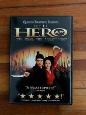 Hero (Dvd, 2004) *Free Shipping*Classic Period Piece, Martial arts, Jet Li