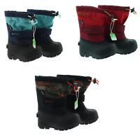 Columbia Kids Snow Boots Toddler Powderbug Plus II Waterproof Winter Boot