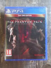 Metal Gear Solid V: The Phantom Pain (Day One Edition) (Neuf)
