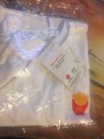 Mcdonalds Shirt Limited Edition Uber Eats  Mc delivery Day T-shirt Small Tee