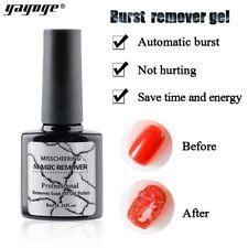Nail Polish Primer Nail Gel Polish Burst Magic Remover Soak Off Coat Cleaner UV