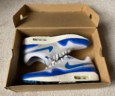 Nike Air Max 1 Hyperfuse Varsity Blue 2012 Vintage OG Size 9 Rare