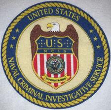 USN U.S. Navy NCIS  T-Shirt Sz XL NEW Naval Criminal Investigative Service NYPD