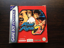 Final Fight One GBA Game Boy Advance PAL NUEVO NEW