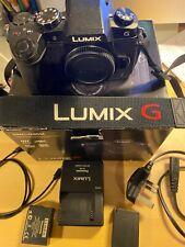 Panasonic Lumix DMC G80 body only