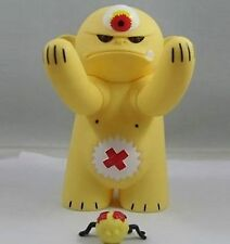 William & Shady YELLOW Version Toy Figure Dylan Spouse Arts  Disney NYU Monster5