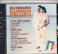 LUCIO BATTISTI CD DONATELLO DINO MAL GENS BOBBY SOLO PANDA PANARIELLO BISONTI