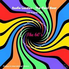Pirate Radio - Radio London Final Hour on Compact Disc CD (60's Collection)