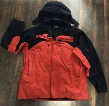 Patagonia NSP National Ski Patrol Coat Red Size XL