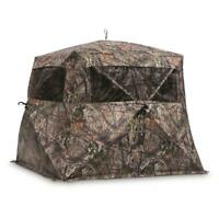 Ground Blind Flare 270 Durable Burly Shell 150 Denier Polyester Construction Set