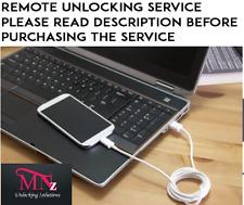 CODICE di sblocco remoto Servizio SAMSUNG VODAFONE TRE o2 EE Tesco TMobile Virgin UK