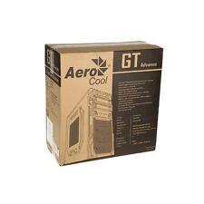 EN52216 Aerocool GT Advance Black Edition Mid tower - Black