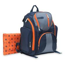 J is for Jeep Perfect Pockets System Back Pack Diaper Bag