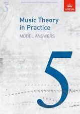 Music Theory in Practice Model Answers Grade 5 by ABRSM 9781848491182