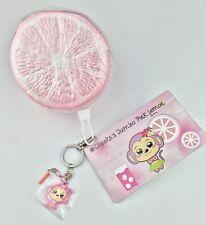 *****SALE****JUMBO Puni Maru Pink Pearl Lemon Squishy - RARE