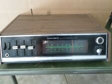 VINTAGE Century Mark IV 4358  AM FM Radio Solid Receiver Tested Working CLEAN