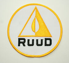 Vintage Large RUUD HVAC Water Boiler Furnace Appliance Uniform Patch NOS 1970s