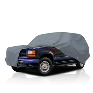 Full SUV Cover for 1995-1997 Ford EXPLORER SPORT 2-door UV Protection Breathable