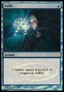 Asphyxie FOIL / PREMIUM - Stifle DCI Judge Gift - Magic mtg -