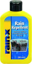RainX Rain/Water Repellent Glass Treatment Anti Snow Windscreen Protection 200ml