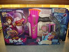 Nerf Rebelle Charmed Everfierce Bow  4 Dart Blaster Toy With Charm Bracelet BNIB