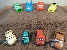 Mattel Inc Disney Pixar Cars lot of 8