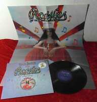 LP Rattles: Tonight The Rattles Starring Edna (Philips 6305 176) D mit Poster