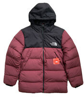 THE NORTH FACE Mens UX 550 Down Hooded Puffer Jacket RTO Parka NWT LARGE XL 2XL