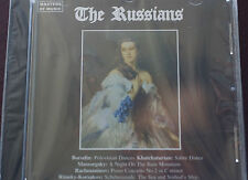 Masters of Music The Russians CD Mint Order 6 Tracks  New 70 mins Duet 1995