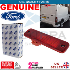 FORD TRANSIT MK7 06-14 REAR STOP TAIL 3RD UPPER BRAKE LIGHT LAMP & BULB GENUINE