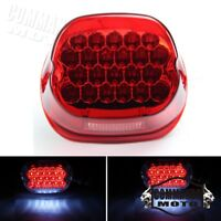Rear LED Taillight Running Light Brake Lamp For Harley-Davidson XL 1200 883 Dyna