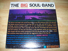 """The Big Soul Band RIVERSIDE 12"""" LP 331 Johnny Griffin /Norman Simmons EXCELLENT"""