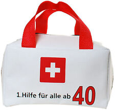 Udo Schmidt 68602 Hilfe für alle ab 40 Geburtstag Tasche