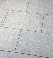 Terrassenplatten Granit hellgrau...