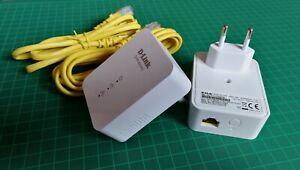 D-Link DHP-601AV PowerLine AV2 1000 Gigabit Starter Kit EU (2 x DHP-600AV)