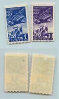 Russia USSR 1947 SC 1159-1160 mint . rtb471