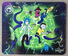 "(1) ""Rick And Morty 3 "" Mouse Pad - Laptop PC Pad Mousepad Mat Rick And Mor"