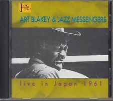 Art Blakey live In Japan 1961