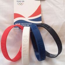 LONDON OLYMPIC 2012 4PC WRISTBAND