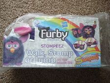 ***NEW*** STOMPEEZ 'FURBY' BIG EARED CHILDS SLIPPERS. Size X-SMALL 7-9.