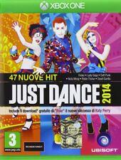XBOX ONE JUST DANCE 2014    (EDIZIONE ITALIANA)  NUOVO-SIGILLATO