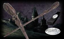 """Kingsley Shacklebolt Wand 15"""" Replica NIB from Harry Potter Movie w/ Name Plate"""