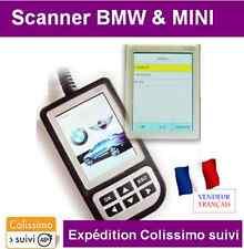 C110 BMW MINI INTERFACE SCANNER DIAGNOSTIQUE OBD2 OBDII VALISE LECTEUR DEFAUTS