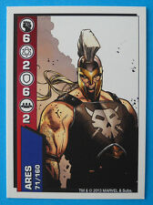 FIGURINA COOP MARVEL SUPEREROI - n.71 - ARES - new