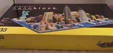 Kawada Nanoblock NEW YORK USA DELUXE EDITION  - japan toy  NB-033 1480pcs