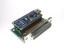 USB 3-Axis CNC TB6560 Driver Board Controller Converter GRBL Arduino Nano DB25