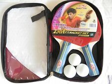$$ A pair(2 quality Shakehand Ping Pong paddle table tennis racket bat from USA