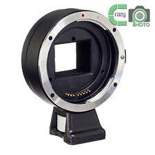 Half-frame AF EOS-NEX Lens Adapter for Canon EF to Sony E NEX5C/C3/5N/F3/5R/6